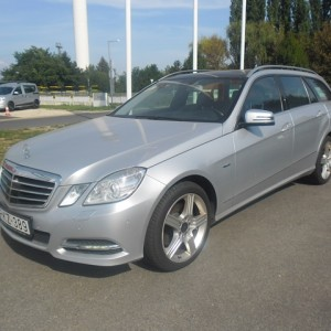 MERCEDES-BENZ E 350 CDI T 4MATIC BlueEFFICIENCY Elegan. (Automata)