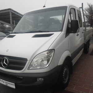 MERCEDES-BENZ SPRINTER 213 CDI 906.213.13 E5
