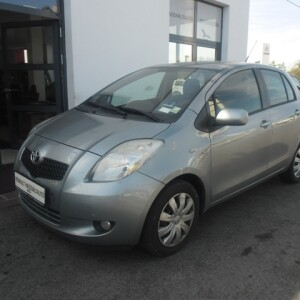 TOYOTA YARIS 1.4 D-4D Sol Plus Ice