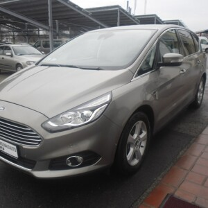 FORD S-MAX 1.5 EcoBoost Business (7 személyes ) 24500 Km!