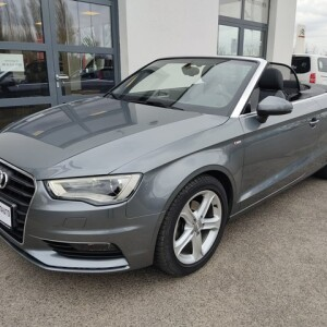 AUDI A3 CABRIO 2.0 TDI Attraction