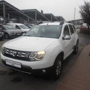 DACIA DUSTER 1.5 dCi Exception