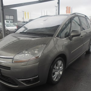CITROEN GRAND C4 PICASSO 2.0 HDi Exclusive FAP MCP6