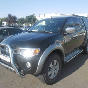MITSUBISHI L 200 Pick Up 2.5 TD DC Intense Plus (Automata)