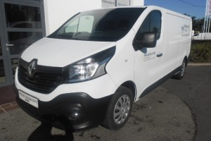 RENAULT TRAFIC 1.6 dCi 125 L2H1 2,9t Pack Comfort S&S