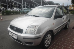 FORD FUSION 1.4 Trend