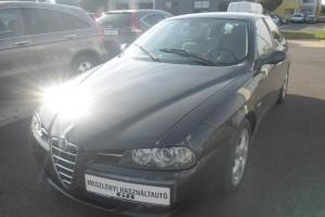 ALFA ROMEO 156 SW 2.4 JTD 20V Exclusive