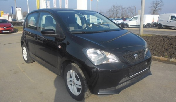 SEAT MII 1.0 (Ecomotive) Start & Stop Style