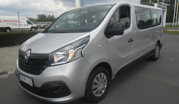 RENAULT TRAFIC 1.6 dCi 95 L2H1 2,9t Business