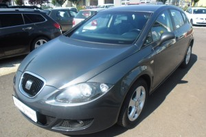 SEAT LEON 1.6 MPI Reference